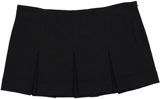 Missoni Black Wool Skirt for Women