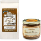 Williams-Sonoma Gluten-Free Pumpkin Chocolate Chunk Quick Bread Mix & Pecan Pumpkin Butter