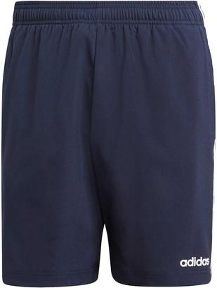 adidas Mens Essentials 3-Stripes Chelsea 2 7in Shorts