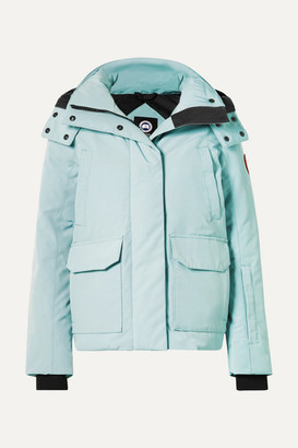 Canada Goose Blakely Hooded Shell Down Jacket - Sky blue
