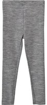 Wheat Wool Leggings Grey