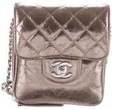 Chanel Metallic WOC Crossbody Pochette