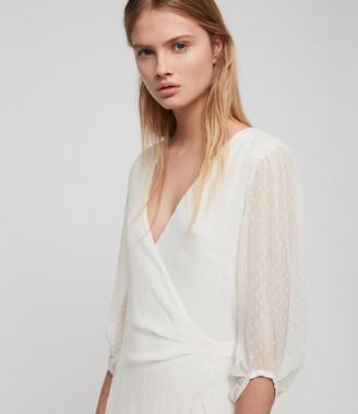 AllSaints Jade Dress