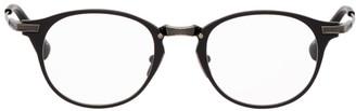 Dita Black and Gunmetal United Glasses