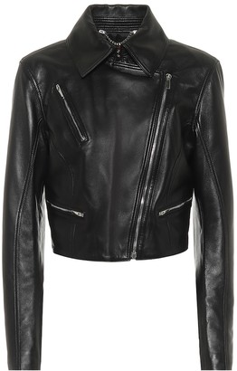Altuzarra Seijun leather biker jacket