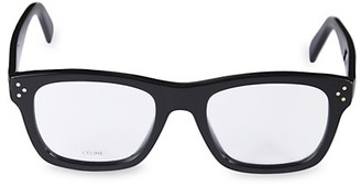 Celine 53MM Square Optical Glasses