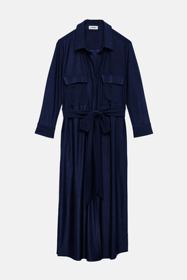 L'Agence Rivi Shirt Dress