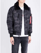 Alpha Industries Injector Bomber Jacket