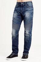 True Religion Geno Slim Moto Mens Jean