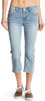 Seven7 Faded Crop Jean
