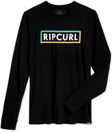 Rip Curl Men's Sick Duck Graphic-Print Logo T-Shirt