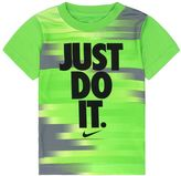 """Nike Boys 4-7 Dri-FIT Sublimated """"Just Do It"""" Tee"""