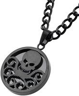 Marvel Black Hydra Pendant Necklace