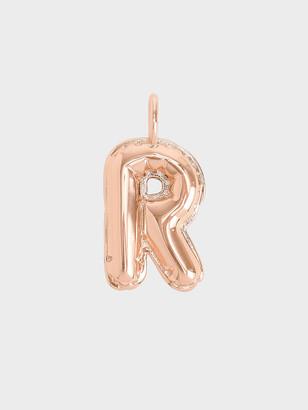 Charles & Keith Alphabet 'R' Charm