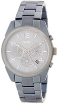 DKNY Women&s Crosby Chronograph Bracelet Watch