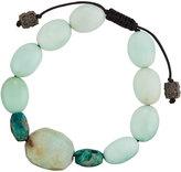 Armenta Chrysoprase & Chrysocolla Beaded Bracelet