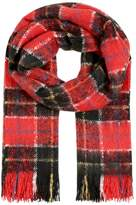 Superdry SUPER ORKNEY Scarf navy/red/white