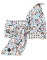 Maison Michel floral print hair-tie