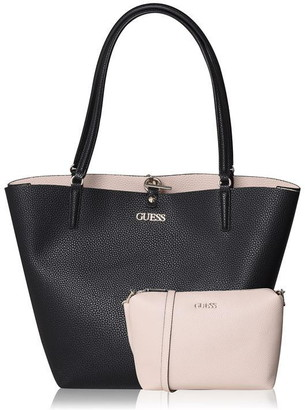 GUESS Alby Large Reversible Tote Bag