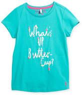 Joules Floral Buttercup T-Shirt, Size 3-10