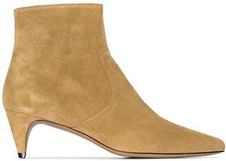 Isabel Marant Derst 50mm ankle boots