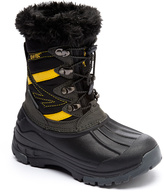 Hi-Tec Charcoal & Stingray Avalanche Snow Boot