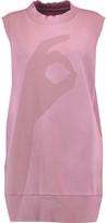 MM6 MAISON MARGIELA Printed Cotton-Jersey Mini Dress