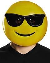 Disguise Sunglasses Emoji Mask Adult