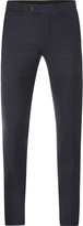 Oxford Auden Wool Trousers Blue X