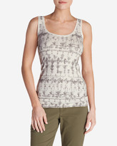 Eddie Bauer Women's Lookout Tank Top - Print