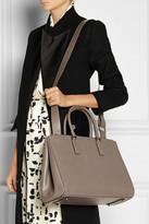Anya Hindmarch Ebury textured-leather tote