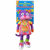 Alex Little Hands Learn To Dress Kitty Discovery Toy