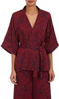Erdem Women's Nisa Floral Kimono Top