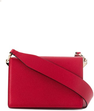 Valextra Mini Square Cross Body Bag