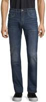 Buffalo David Bitton Slim-Fit Logo Jeans