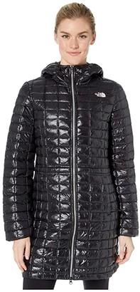 The North Face Thermoball Eco Parka (TNF Medium Grey Heather) Women's Coat