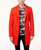 INC International Concepts Men's Optic Topcoat, Created for Macy's