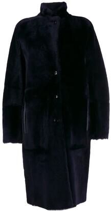 Joseph Reversible Mid-Length Coat