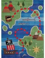 Momeni Pirate Treasure Rug