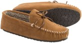 Minnetonka Moccasin Curtis Classic Trapper Moccasins - Suede (For Men)