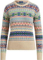 Polo Ralph Lauren Ralph Lauren Fair Isle Crewneck Sweater
