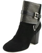 MICHAEL Michael Kors Krista Ankle Boot Women US 5.5 Black Ankle Boot