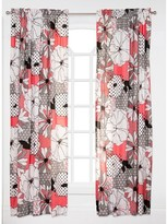 Crayola Flower Patch Curtain Panel