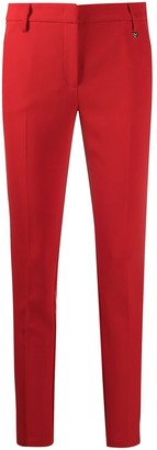 Liu Jo Low-Waist Slim-Fit Trousers