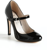 KORS MICHAEL KORS Galli Leather Mary Jane Pumps