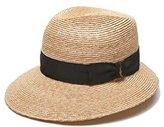 Gottex Women's Charley Hat with Asymmetrical Brim