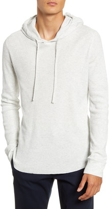 Vince Regular Fit Hooded Sweatshirt