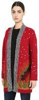 Valentino Volcano Wool & Cashmere Cardigan