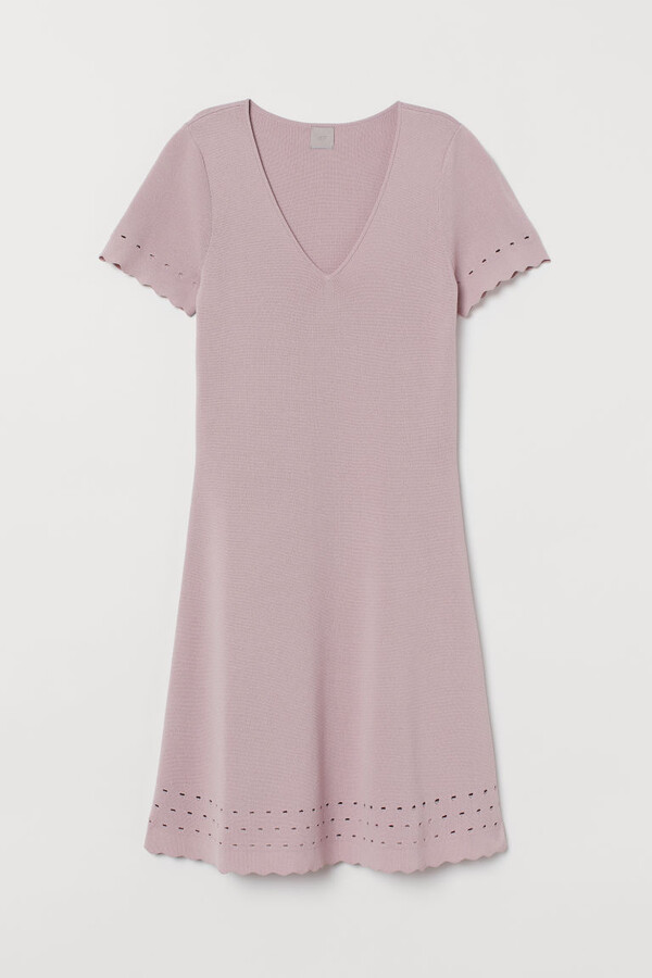 Thumbnail for your product : H&M Fine-knit dress