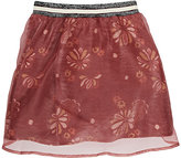 Scotch R'Belle Layered Skirt-PINK